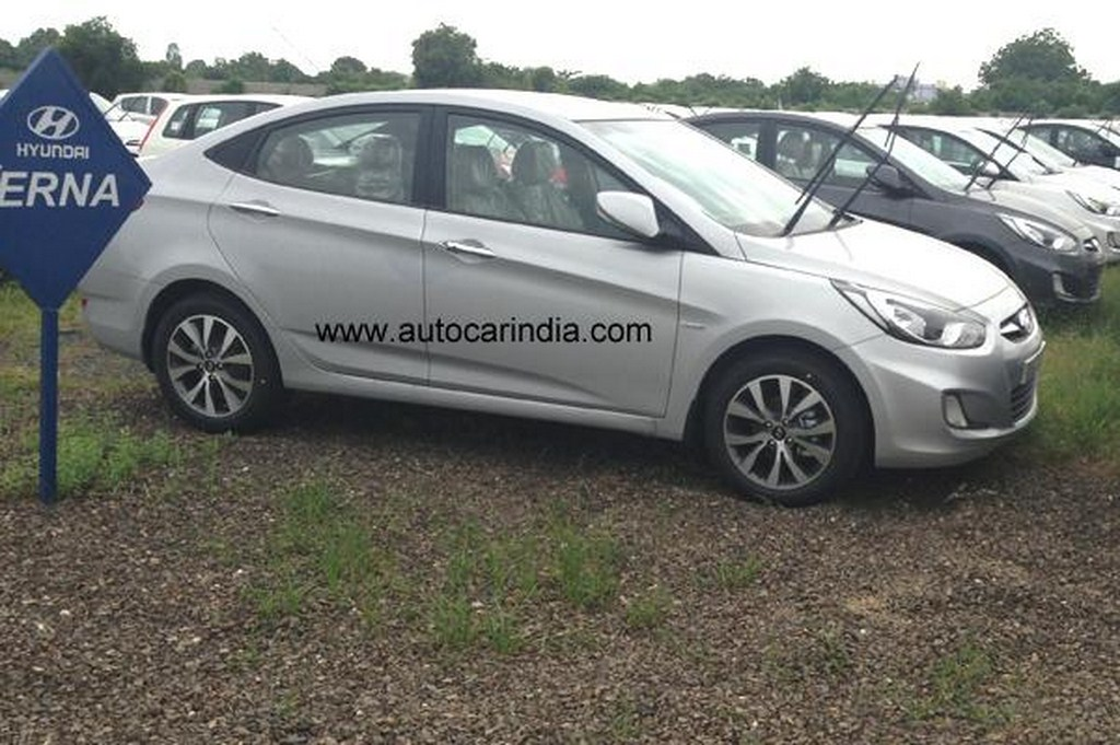 Hyundai To Launch Updated 2013 Verna Soon