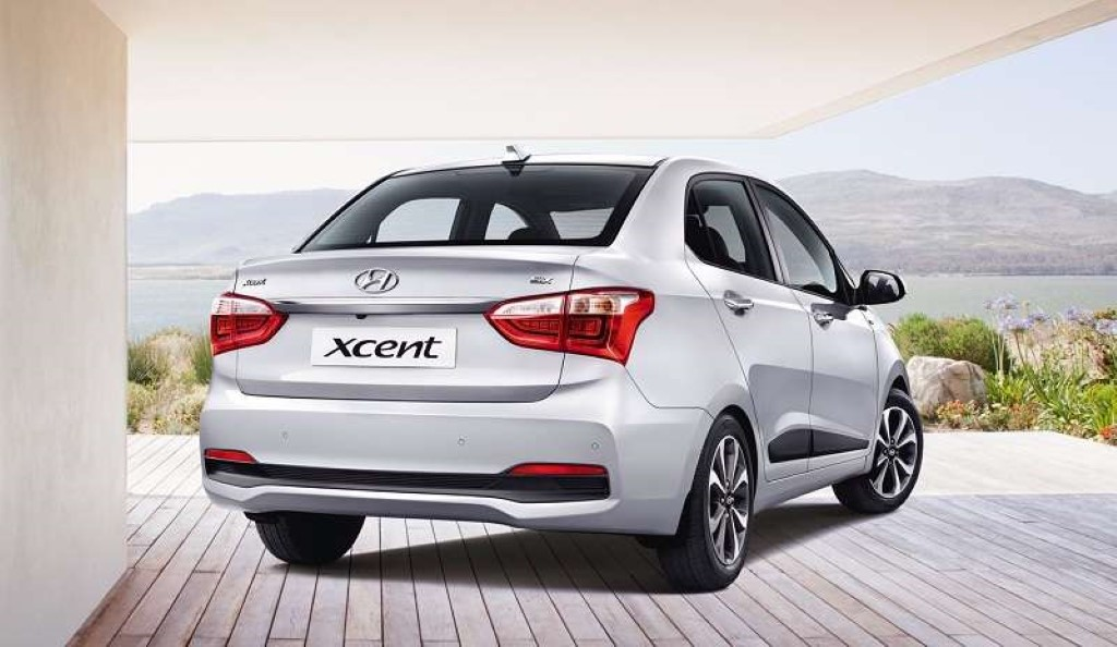 Hyundai Xcent Facelift Features