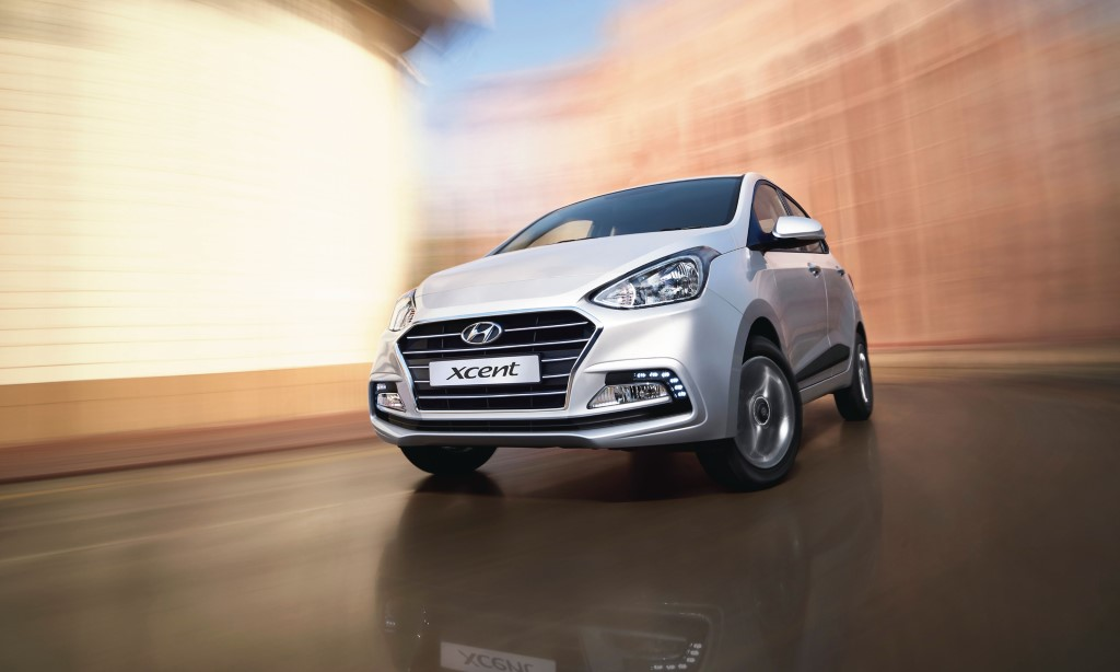 Hyundai Xcent Features