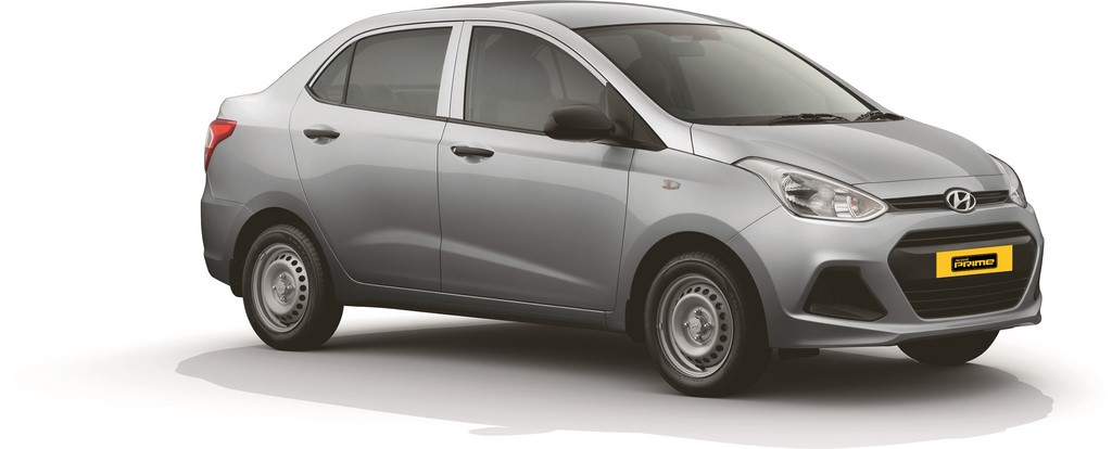 Hyundai Xcent Prime CNG