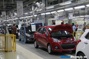 Hyundai To Reduce Waiting Period Of Xcent To Just Weeks