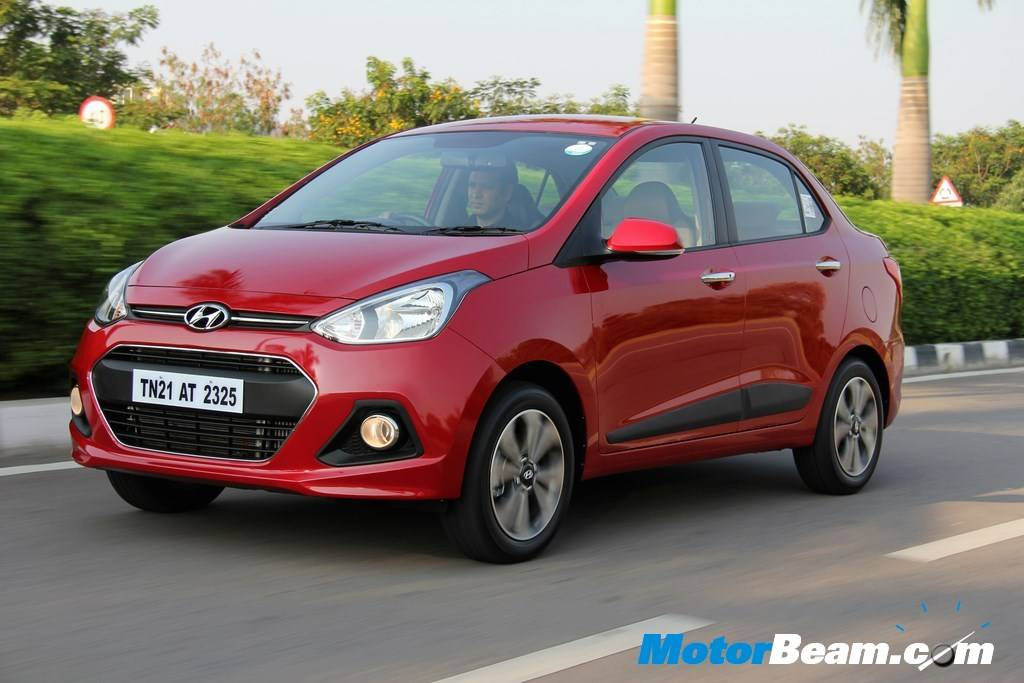 Hyundai Xcent Test Drive Review