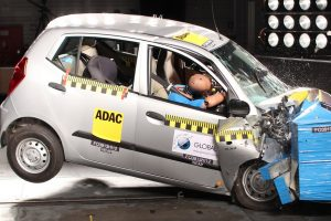 Hyundai i10 Global NCAP
