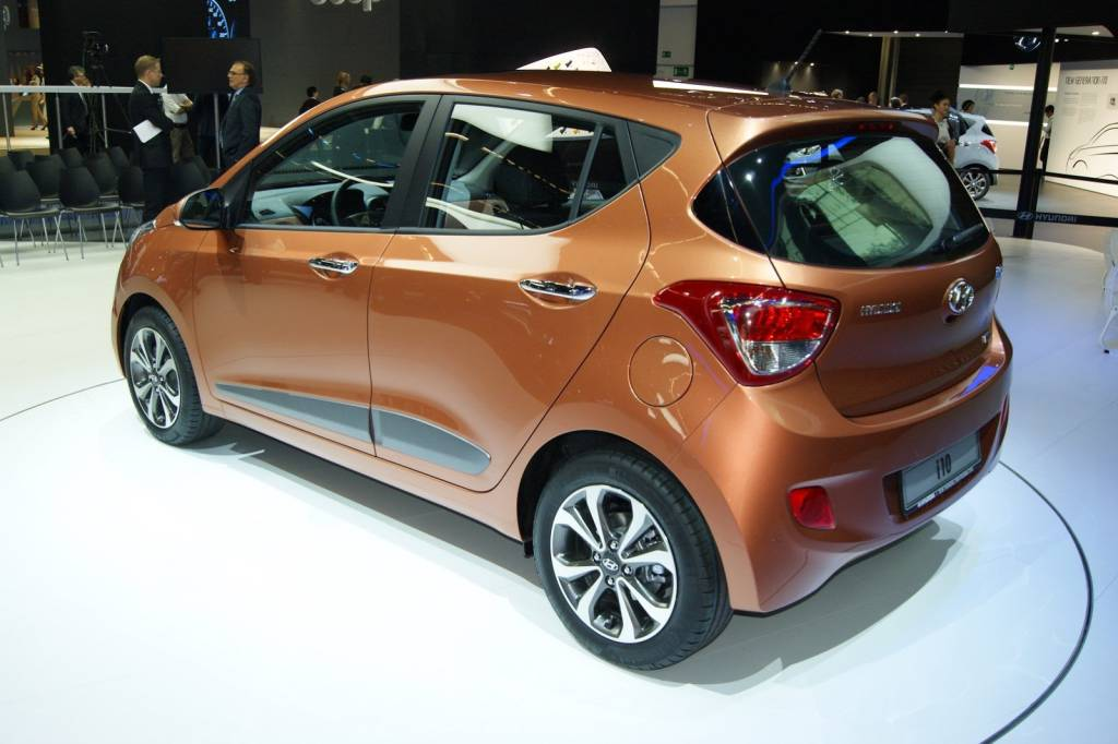Hyundai i10 Second Generation