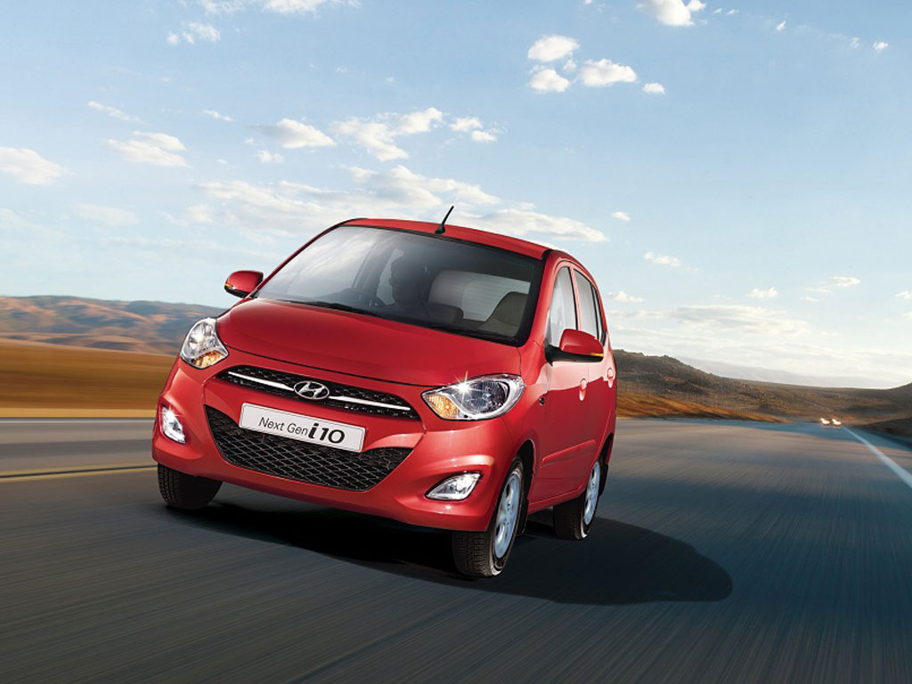 Hyundai i10 Specifications