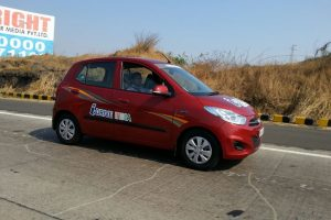 Hyundai i10 i-Drive India Report