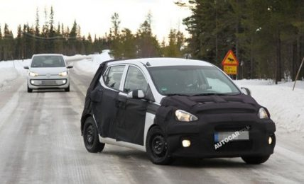 Hyundai i10 vs Volkswagen Up