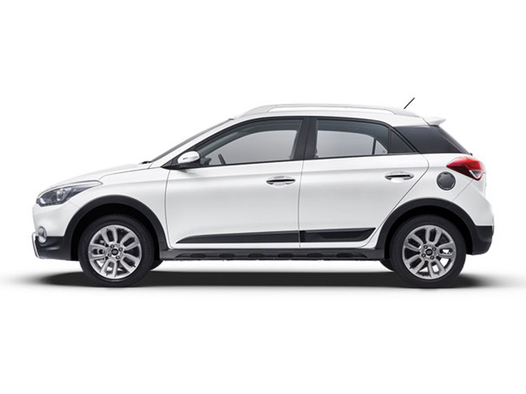 i20 active ground clearance side profile