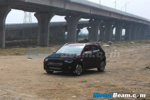 Hyundai i20 Cross Spied Features