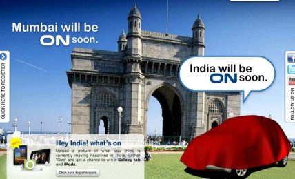 Hyundai Eon India Website