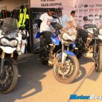 IBW 2015 Triumph Tiger Showcase