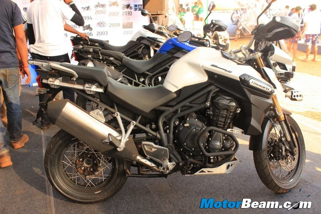 IBW 2015 Triumph Tiger XCx Side