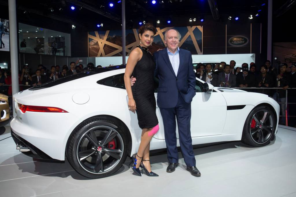 Ian Callum Jaguar Design Director