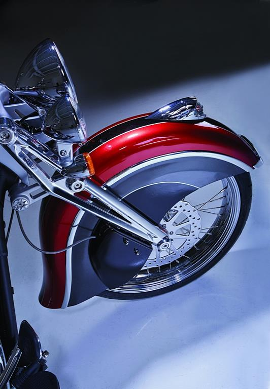 Indian Big Chief Custom Front