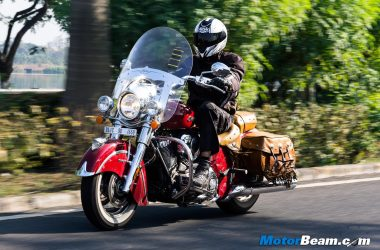Indian Chief Vintage Review