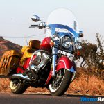 Indian Chief Vintage Test Ride Review