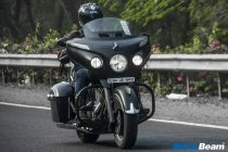 Indian Chieftain Dark Horse Test Ride Review