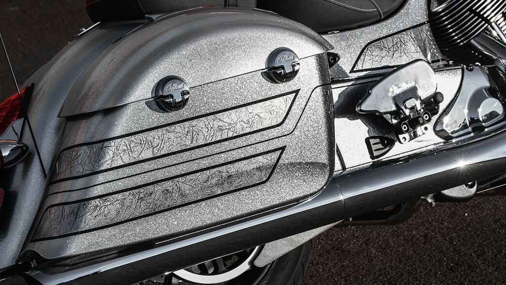 Indian Chieftain Elite Features