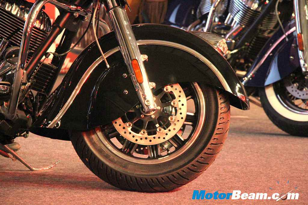 Indian Motorcycle Chieftain Wheels