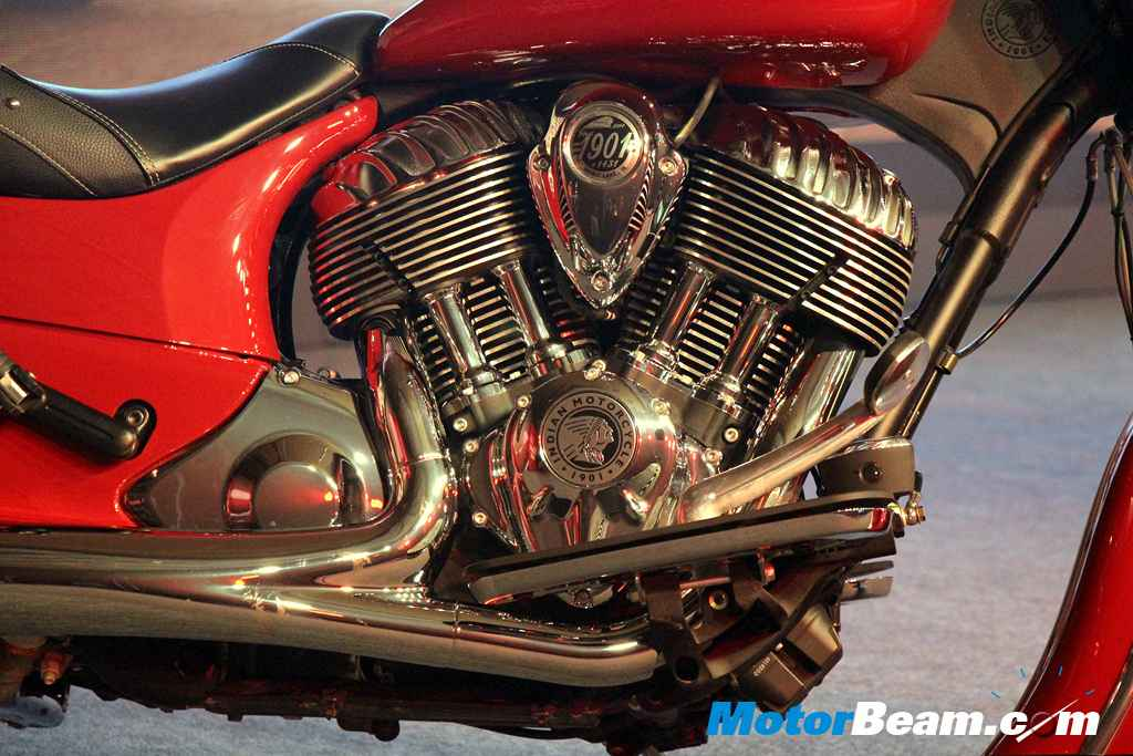 Indian Motorcycle Classic Engine