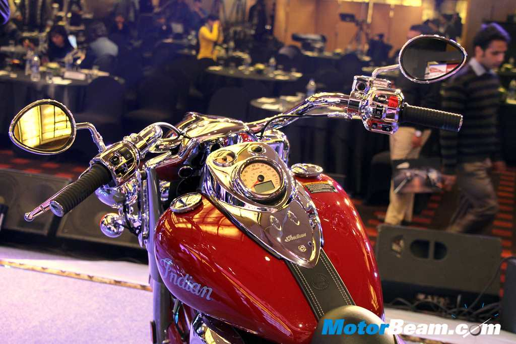 Indian Motorcycle Classic Instrument