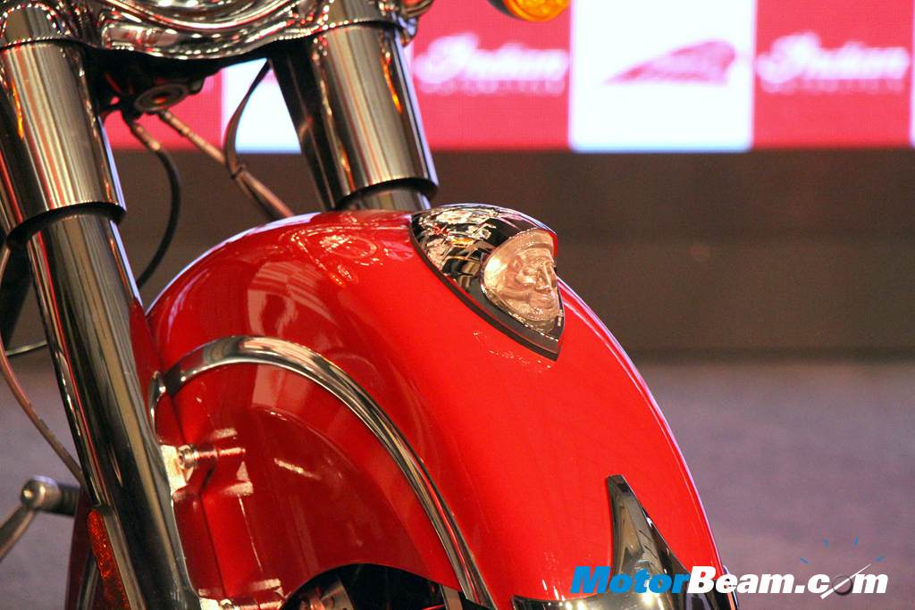 Indian Motorcycle Classic Light