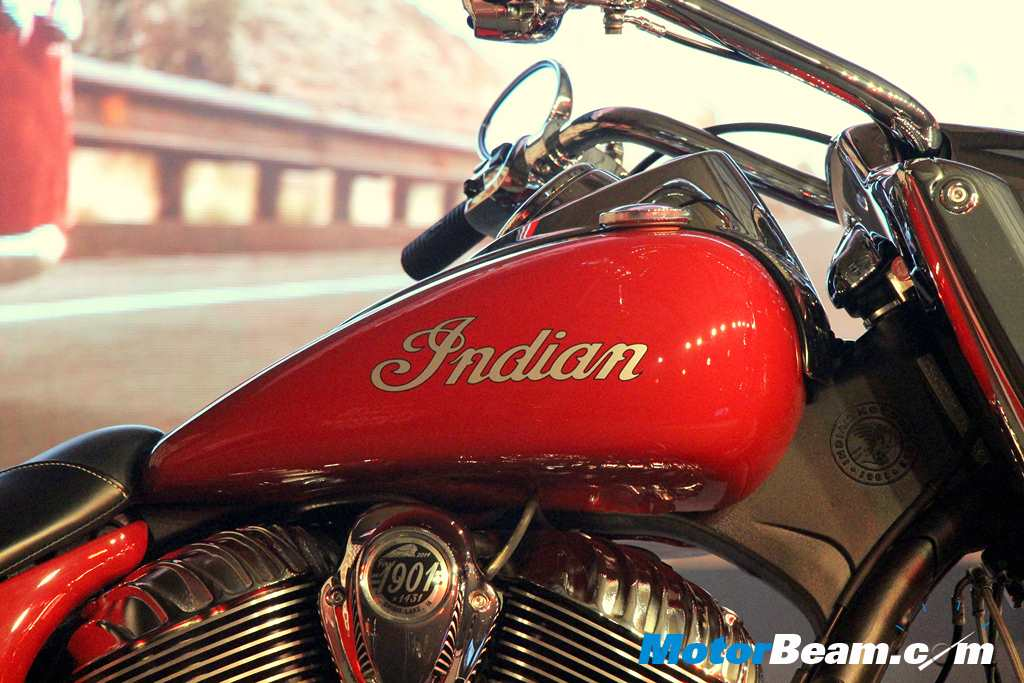 Indian Motorcycle Classic Tank