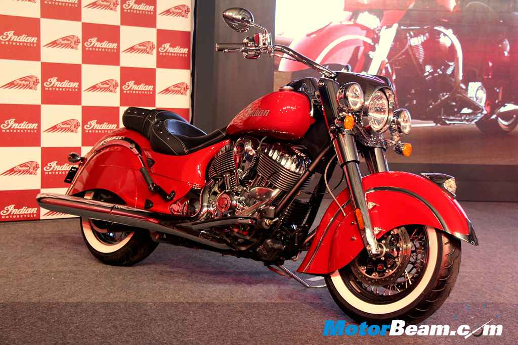 Indian Motorcycle Launch Classic