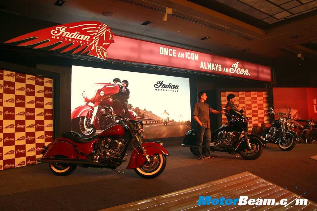 Indian Motorcycle Launch India
