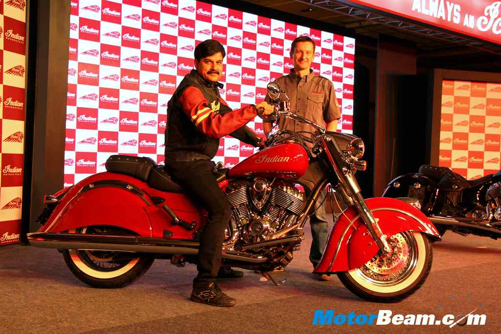 Indian Motorcycle Launch Price