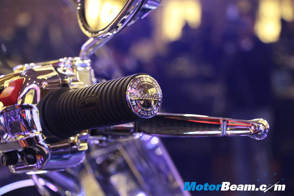 Indian Motorcycle Throttle