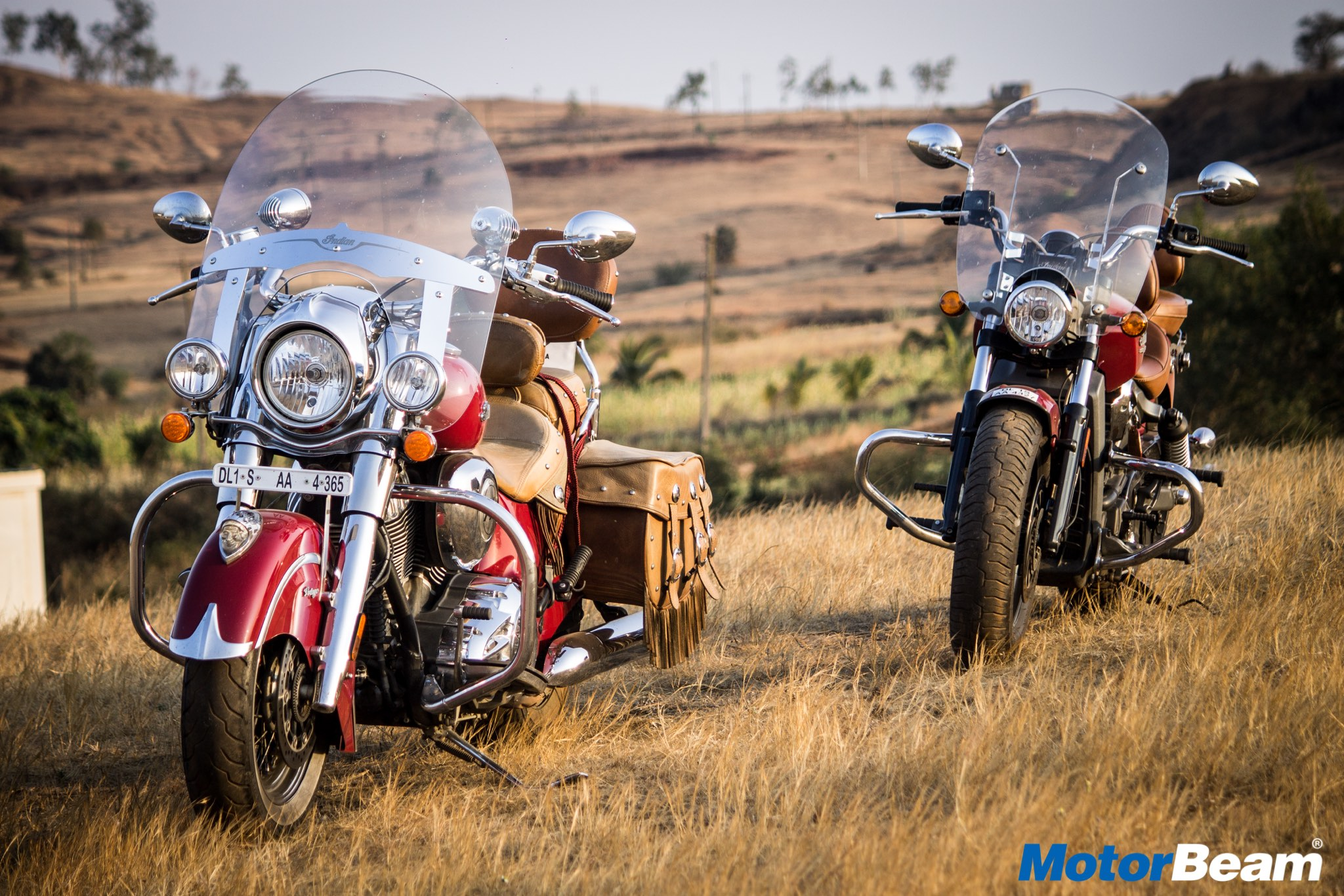 Indian Motorcycle Travel Report