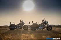 Indian Motorcycles Travelogue