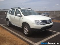 Indian Renault Duster