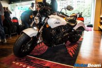 Indian Scout Sixty Launch