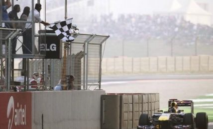 Indian GP Vette Wins
