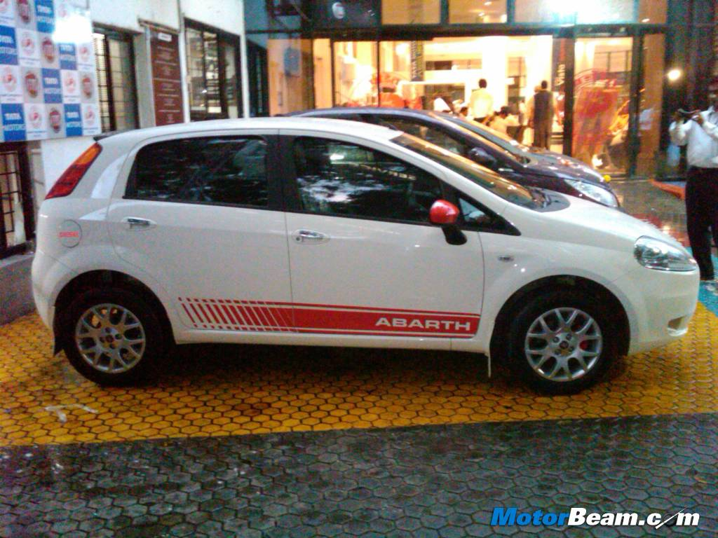 Indian Made Abarth Punto