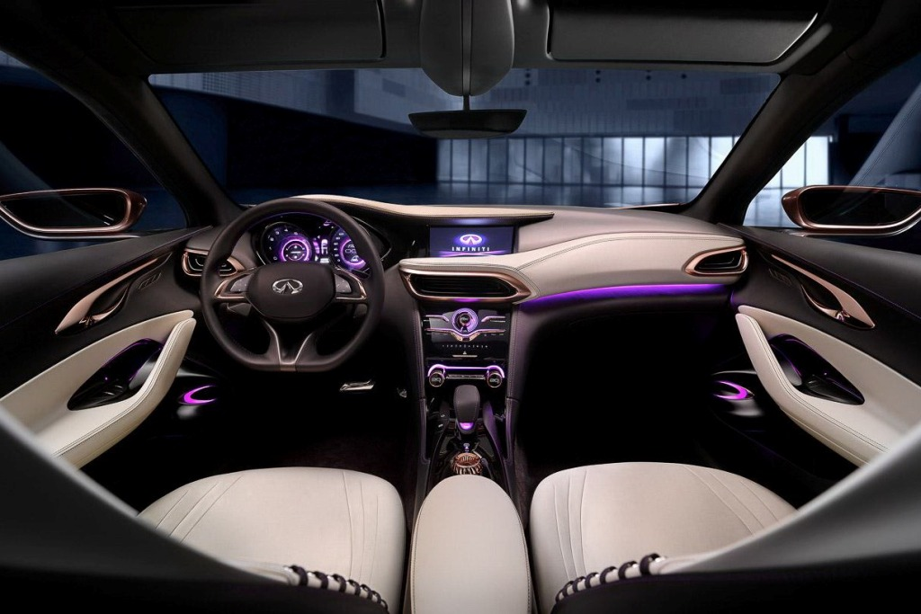 nissan to launch infiniti in india, plans q30 compact