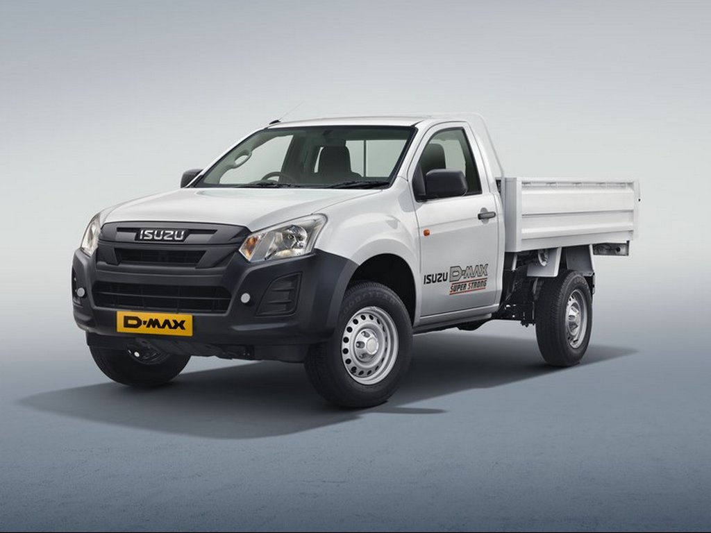 Isuzu D-Max Super Strong Price