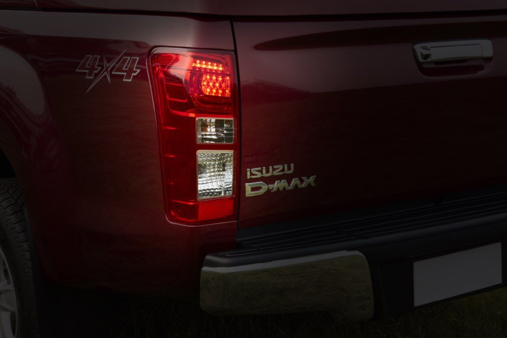 Isuzu D-Max V-Cross Features