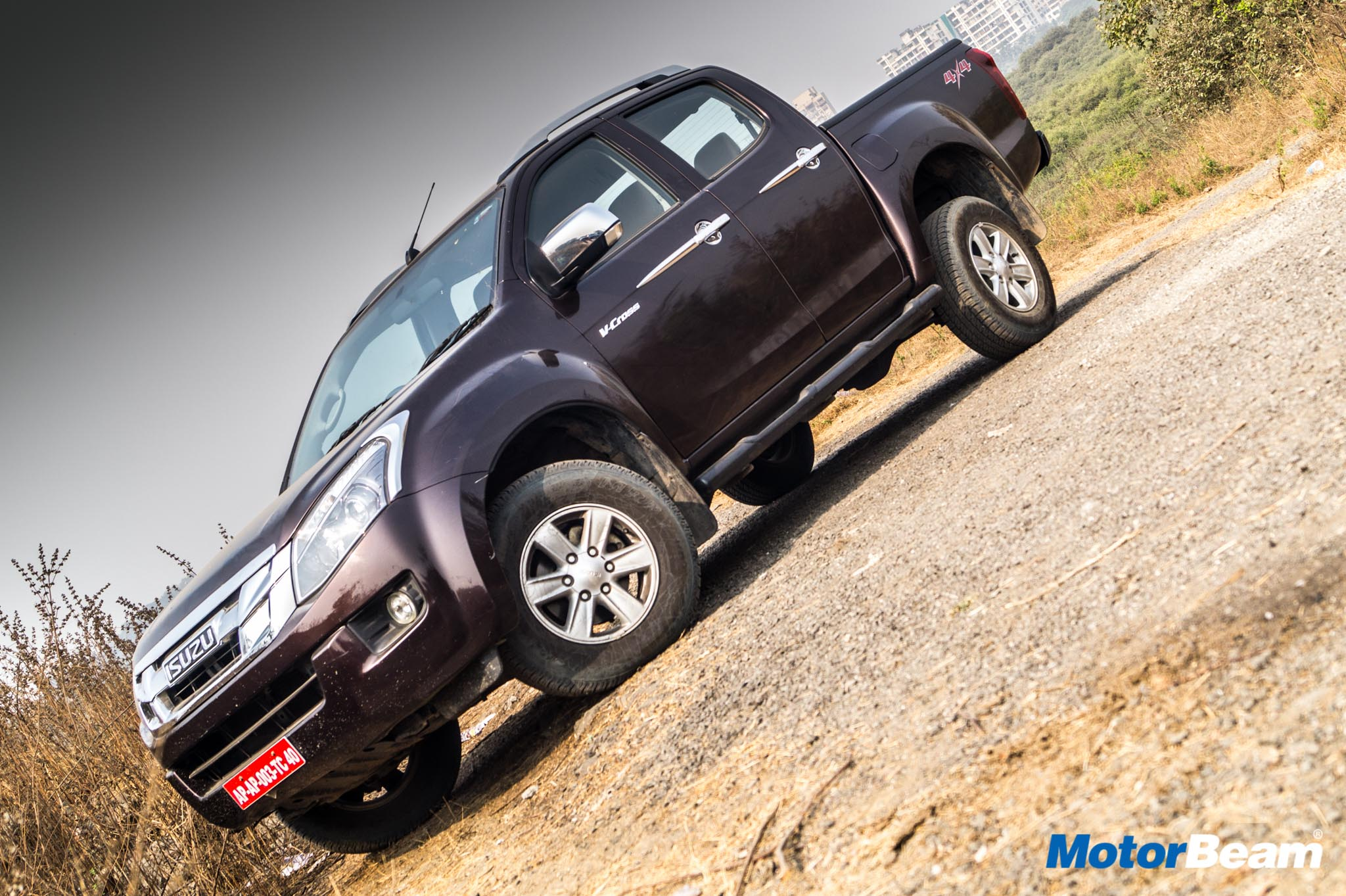 Isuzu D-Max V-Cross Review