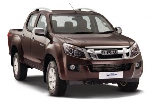 Isuzu D Max V Cross Specifications