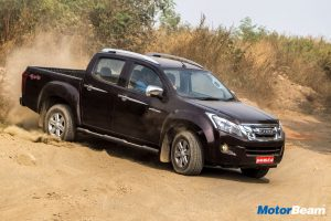 Isuzu D-Max V-Cross Test Drive Review
