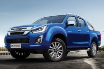 Isuzu V-Cross Facelift Price