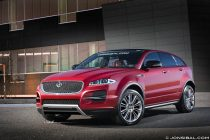 Jaguar Crossover XQ