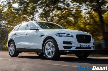 Jaguar F-Pace 25t Test Drive Review