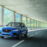 Jaguar F-Pace Reveal