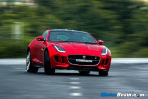 Jaguar F-Type Coupe R Road Test