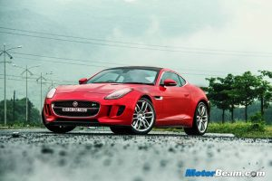 Jaguar F-Type Coupe R Test Drive Review