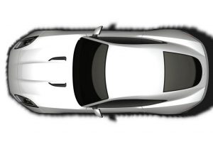 Jaguar F Type Coupe Top